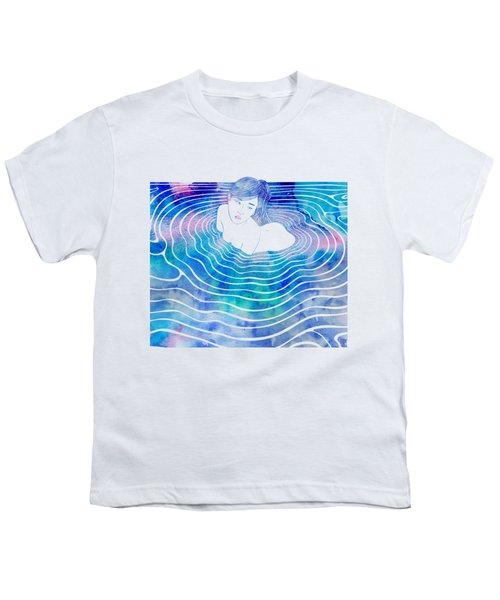 Water Nymph Lxxxix Youth T-Shirt