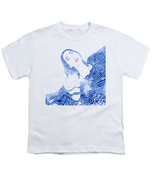 Water Nymph Xcvii Youth T-Shirt