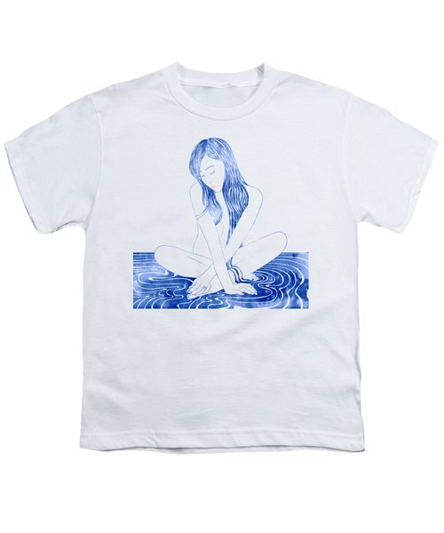 Water Nymph Xcviii Youth T-Shirt
