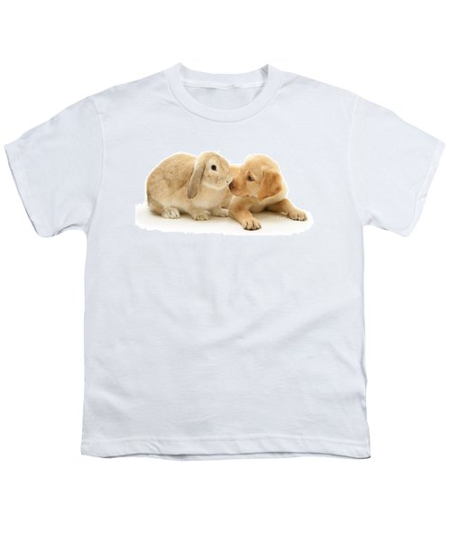 Who Ate All The Carrots Youth T-Shirt