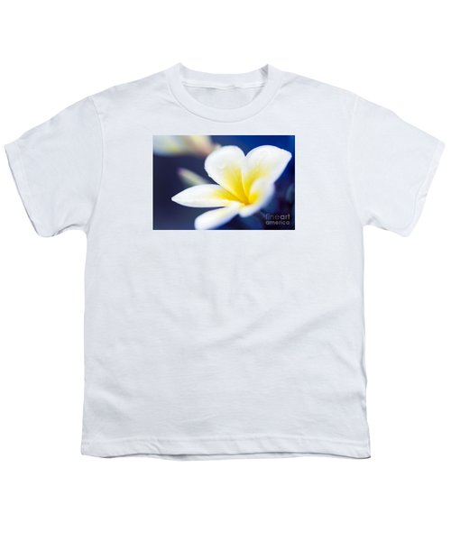 Wild Blue Morning Youth T-Shirt by Sharon Mau