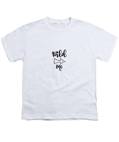 Wild One In Ink Youth T-Shirt