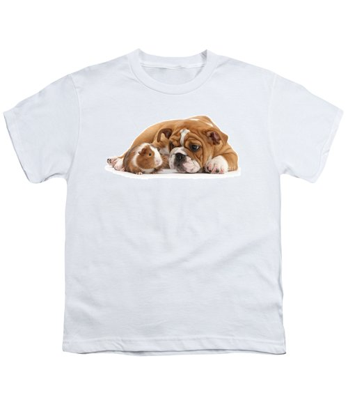 Will You Be My Friend? Youth T-Shirt