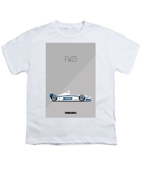 Williams Bmw Fw23 F1 Poster Youth T-Shirt
