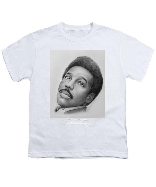 Wilson Pickett Youth T-Shirt