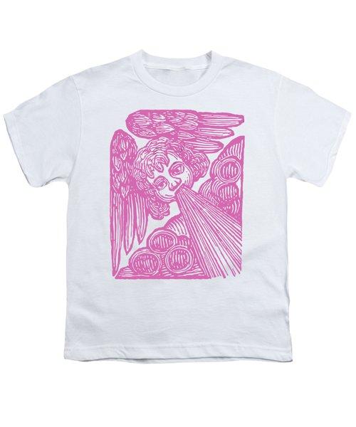 Winds Tess Youth T-Shirt by Edward Fielding