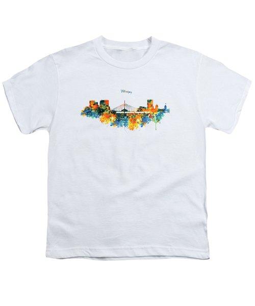 Winnipeg Skyline Youth T-Shirt