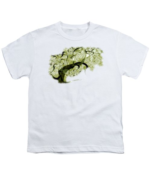 Wishing Tree Youth T-Shirt by Anastasiya Malakhova