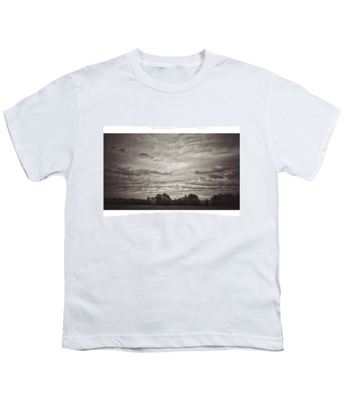 Wolken über Mir  #wolken #cloudscape Youth T-Shirt