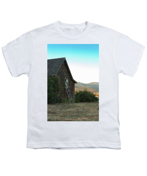 Wood House Youth T-Shirt