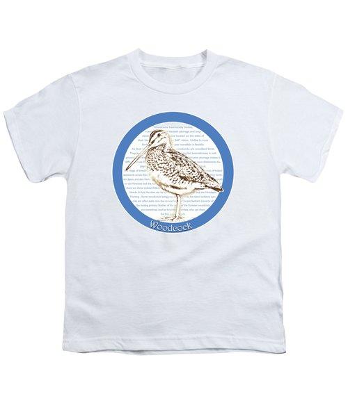 Woodcock Youth T-Shirt