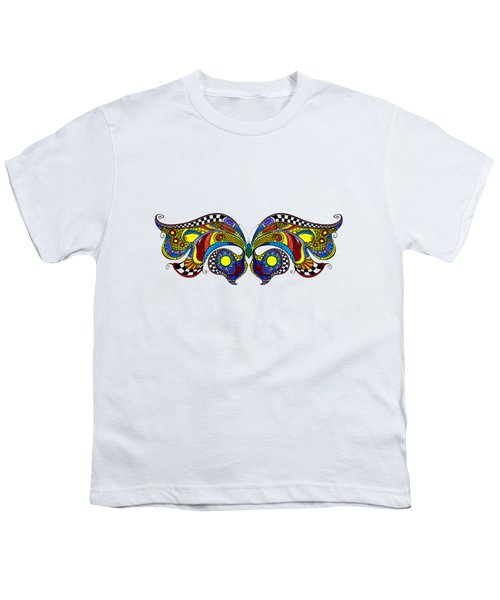 Chrysalis Youth T-Shirt by Dar Freeland
