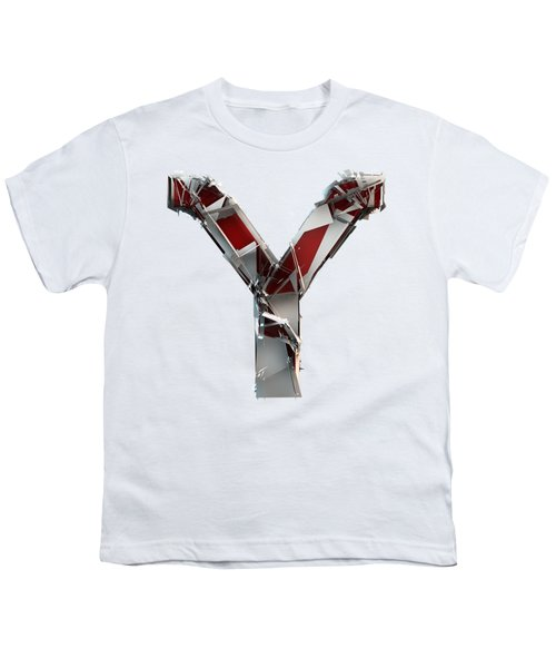 Youth T-Shirt featuring the photograph Y Is For Youth by Gary Keesler