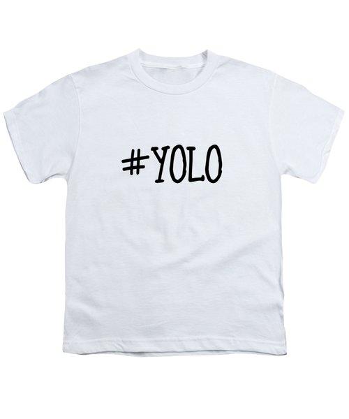 #yolo Youth T-Shirt