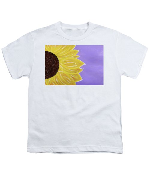 You Are My Sunshine Youth T-Shirt by Cyrionna The Cyerial Artist