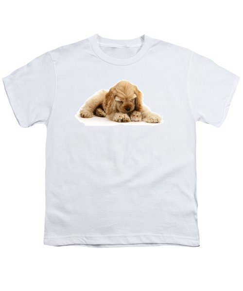 You'll Be Fine, Little Guy Youth T-Shirt
