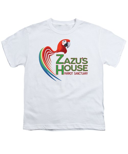Zazu's House Parrot Sanctuary Youth T-Shirt