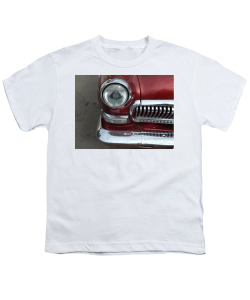 Retro Cars Antique Parts And Elements Youth T-Shirt