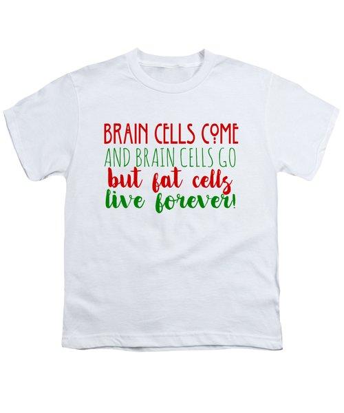 Brain Cells Youth T-Shirt