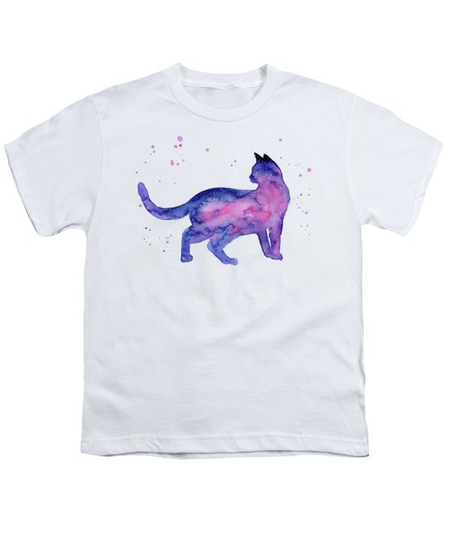 Cat In Space Youth T-Shirt
