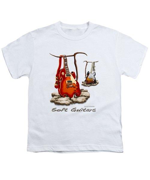 Classic Soft Guitars Youth T-Shirt