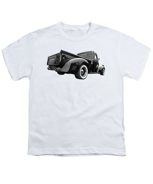 Dodge Truck 1947 Rear View Youth T-Shirt