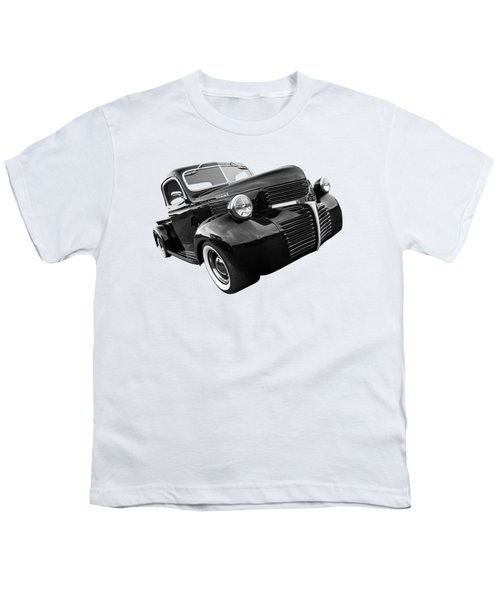 Dodge Truck 1947 Side View Youth T-Shirt