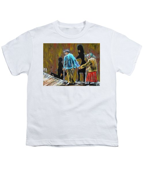 Happiness Happened Youth T-Shirt