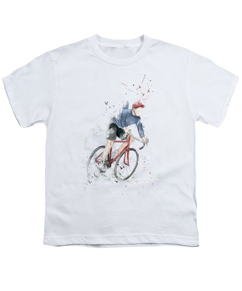 I Want To Ride My Bicycle Youth T-Shirt