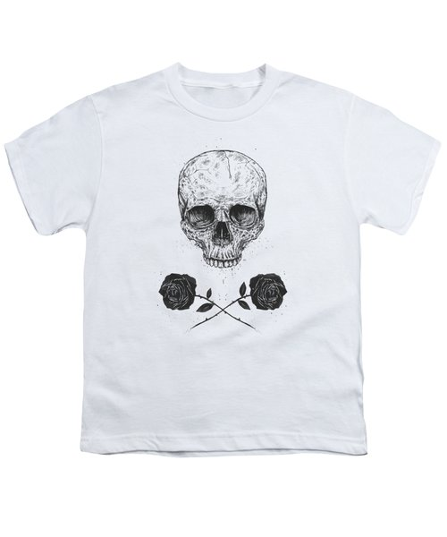 Skull N' Roses Youth T-Shirt