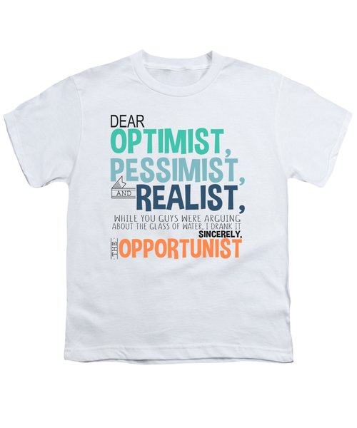The Opportunist Youth T-Shirt