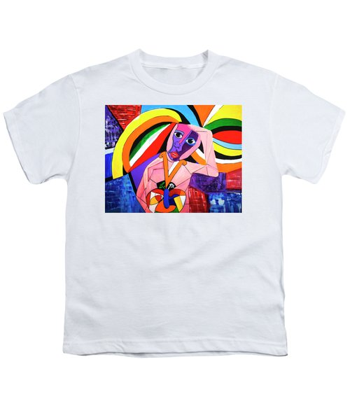 Thinking Of Peace Youth T-Shirt
