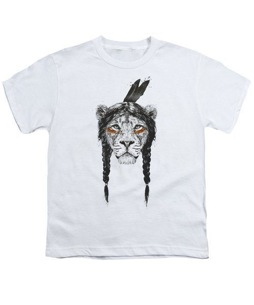 Warrior Lion Youth T-Shirt