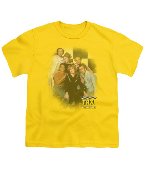Taxi - Sunshine Cab Youth T-Shirt