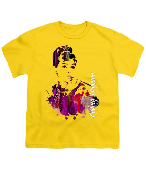 Audrey Hepburn Collection Youth T-Shirt