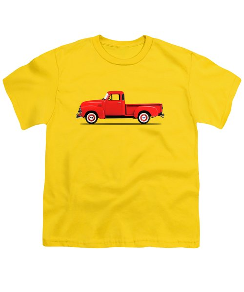 The 3100 Pickup Truck Youth T-Shirt