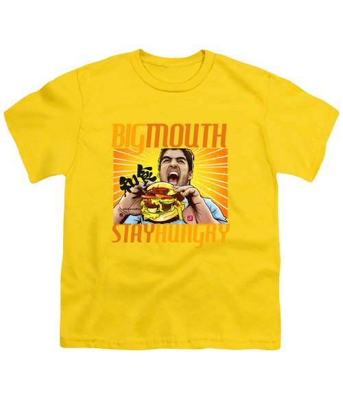 Bigmouth Youth T-Shirt by Akyanyme