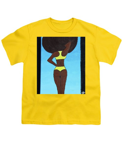 Bootylicious Youth T-Shirt by Cyrionna The Cyerial Artist