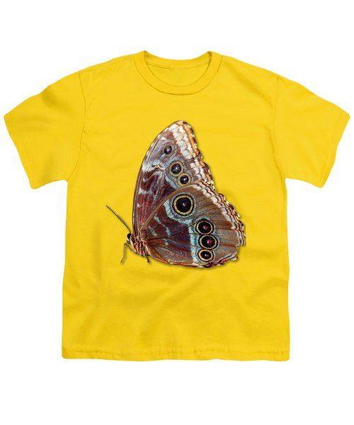 Butterfly Macro Youth T-Shirt