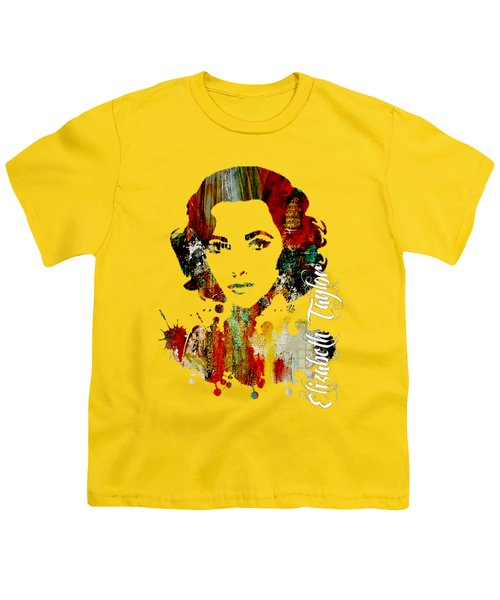 Elizabeth Taylor Collection Youth T-Shirt