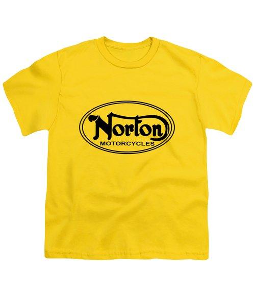 Norton Motorcycles Youth T-Shirt
