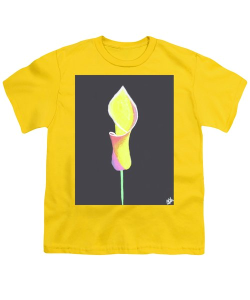 Oh Lily Youth T-Shirt by Cyrionna The Cyerial Artist