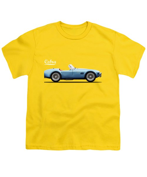 Shelby Cobra 289 1964 Youth T-Shirt by Mark Rogan