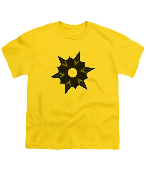 Star Record No. 5 Youth T-Shirt by Stephanie Brock