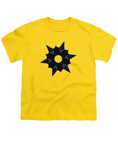 Star Record No.1 Youth T-Shirt by Stephanie Brock