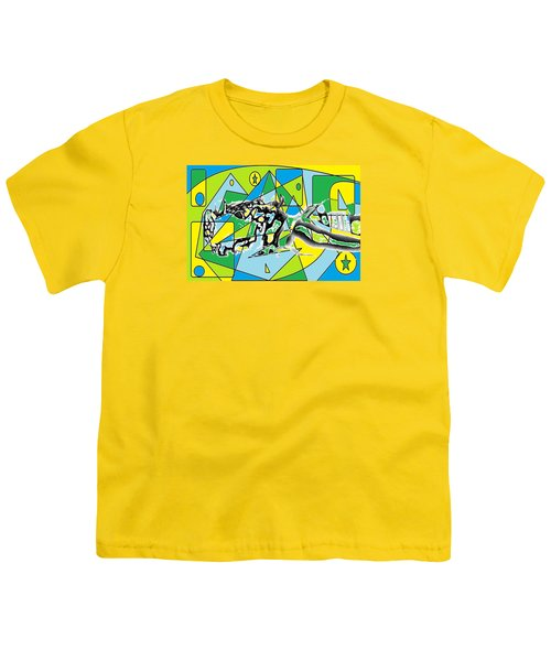 Swift Youth T-Shirt by AR Teeter