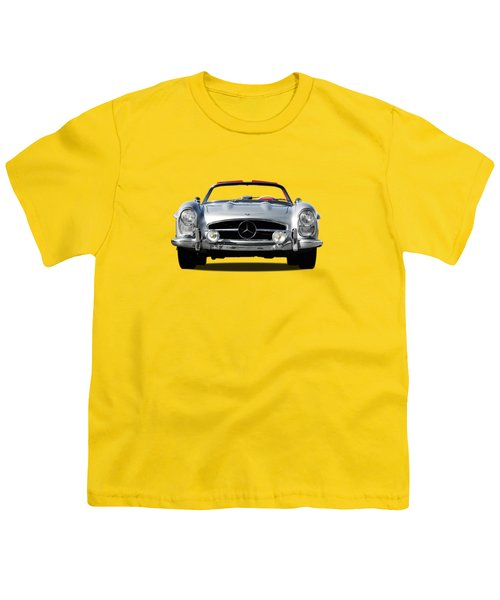 The 1958 300sl Youth T-Shirt by Mark Rogan