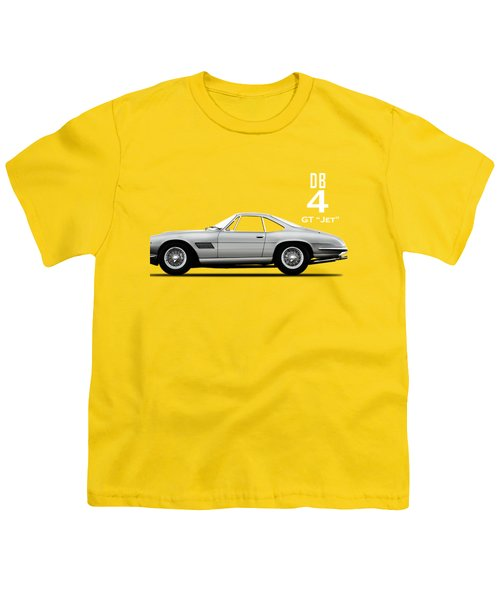 The Db4gt Jet Youth T-Shirt by Mark Rogan