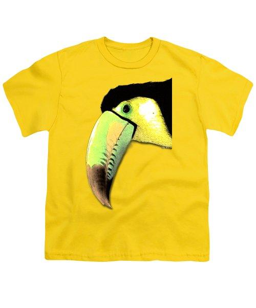 Toucan Do It Youth T-Shirt by Russ Harris