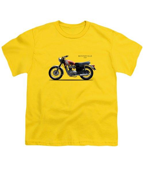 Triumph Bonneville 1969 Youth T-Shirt